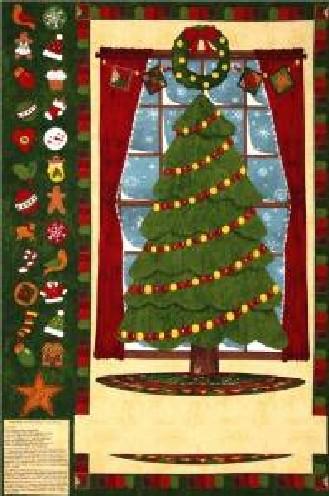 Gingerbread Tree Advent Calendar