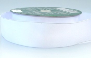 COS15A01 Wired White Satin 38mm