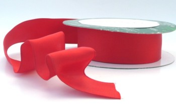 COS18AB02 Wired Red Satin 38mm