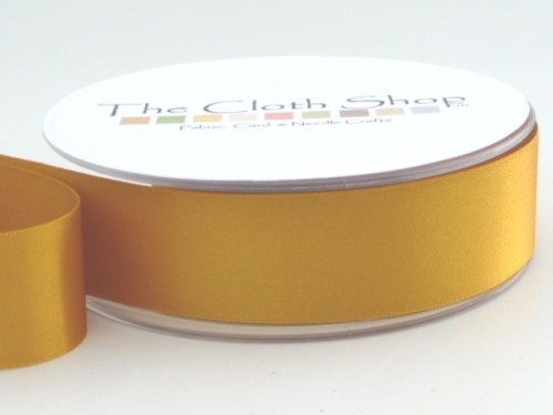 Double Satin Ribbon Topaz 3501-412