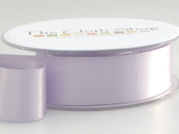 Double Satin Ribbon Orchid Lilac 3501-910