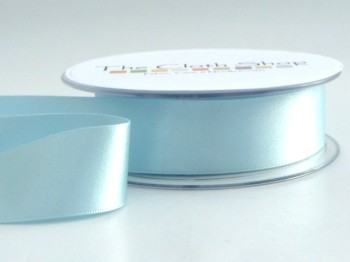 Double Satin Ribbon Sky 3501-3
