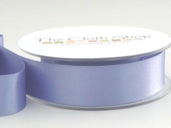 Double Satin Ribbon Lupin Lilac 3501-1001