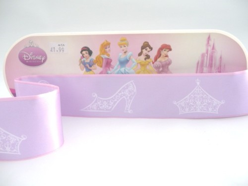 Disney's Princesses Blanket Ribbon