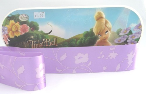 Disney's Tinkerbell Blanket Ribbon