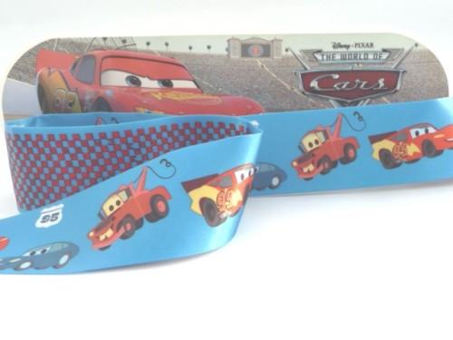 Disney's Carsl Blanket Ribbon