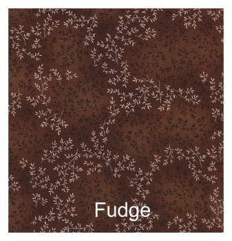 fudge brown cropped