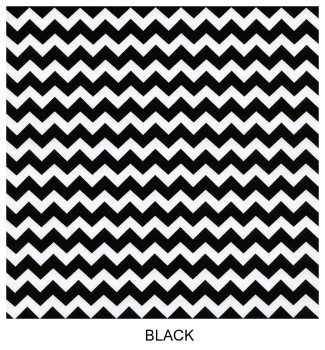 c1397 zigzag black & white