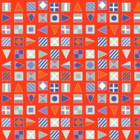 Flags - Red -1239R