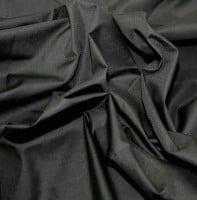 es005-black-plain-polycotton-dress-fabric-black-per-metre