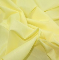 es005-lemon-yellow-plain-polycotton-dress-fabric-lemon-yellow-per-metre