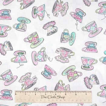 Teacups & Saucers C9992