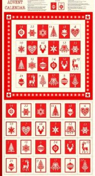 Scandi Christmas Advent Calendar 1595-1