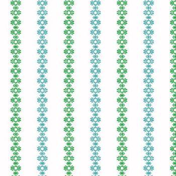 7262G - Green Stripe