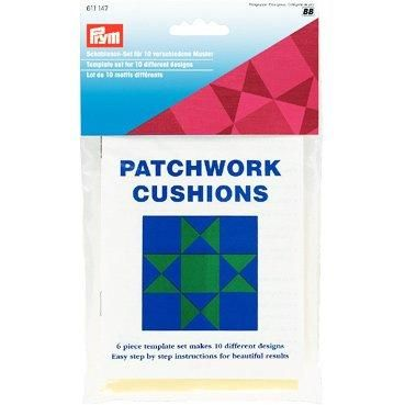 Patchwork Cushion Template 611147