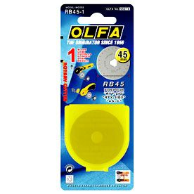 Olfa Rotary Cutter Replacement Blade 45mm RB45-1