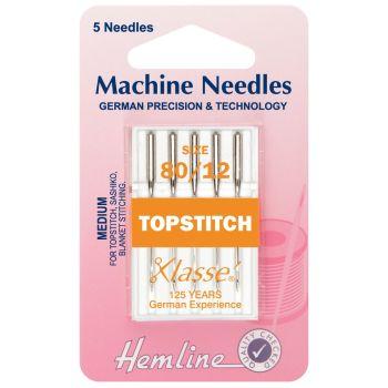 Topstitch 80/12 - H118.8