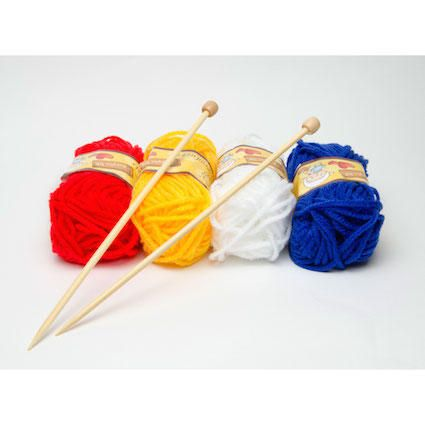Childrens Knitting Set