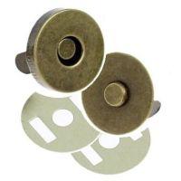 Bronze magnetic clasps