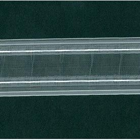 Curtain Heading Tape - Voile Transparent BX100
