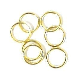 Curtain Rings - Brass CRLB