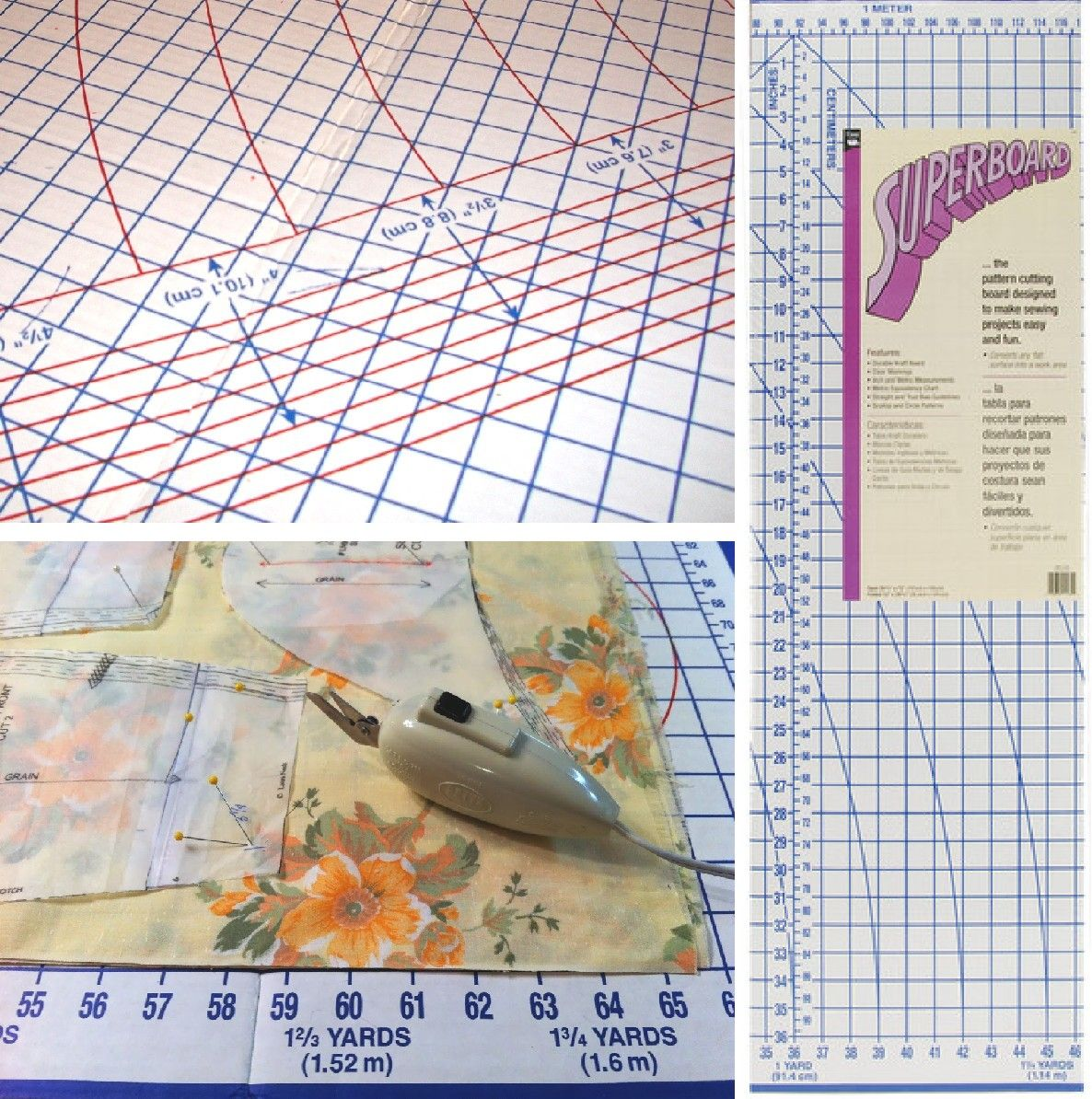 76901 Cutting board montage