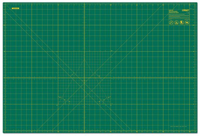 63391 Cutting mat