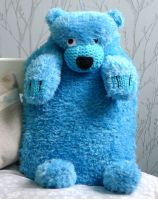 FREE_ Hot Water Bottle Cover image