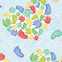 1026-55 A Miracle Heart Print
