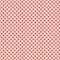 1789-R2 Scandi B Snowflake Red