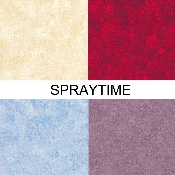 Spraytime (NEW COLOURS)