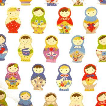 Canvas - Russian Dolls L1853-43