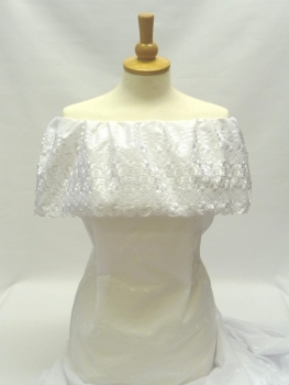 Broderie Anglaise White LA0009