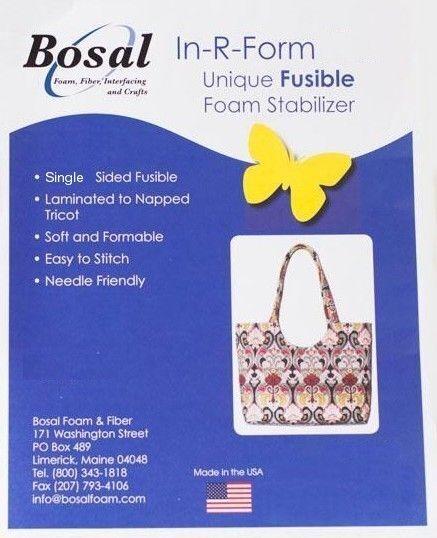 Bosal In R Foam 3515-01