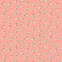 1901P Roses - Pink