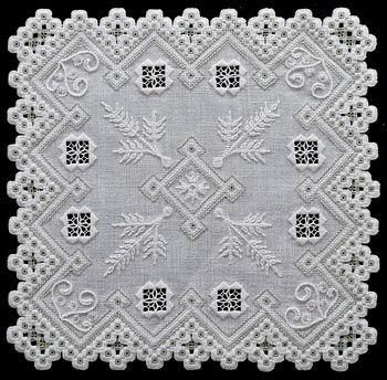22hpi Hardanger - White