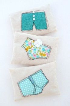 Lavender Knicker Kit