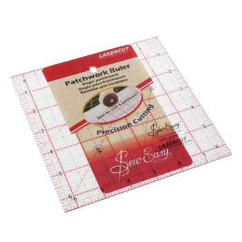 "Quilting Ruler 6.5"" x 6.5"" NL4177"