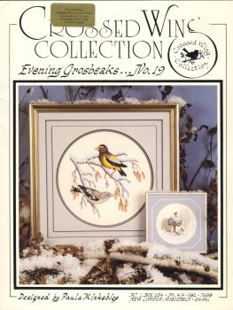 Evening Grosbeaks No 19