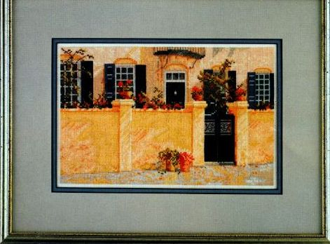 Cross Stitch Charts - Architecture