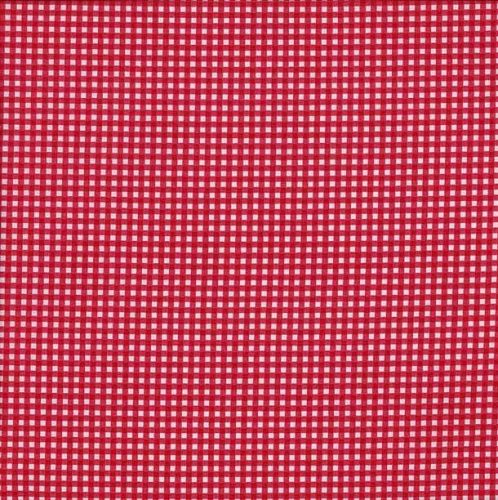 920-R6 Gingham Red