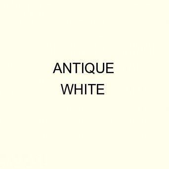 W02 Antique White