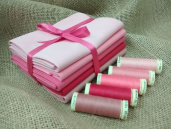 Fat Quarter Bundle Pinks FQB5