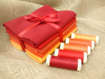 Fat Quarter Bundle Autumn FQB9