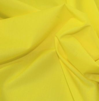 L0008-28 Polycotton Yellow