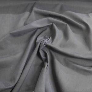 L0008-36 Polycotton Dark Grey