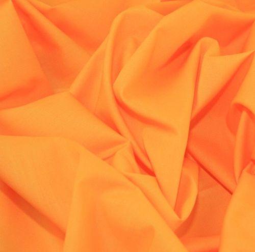 L0008-62 Polycotton Orange