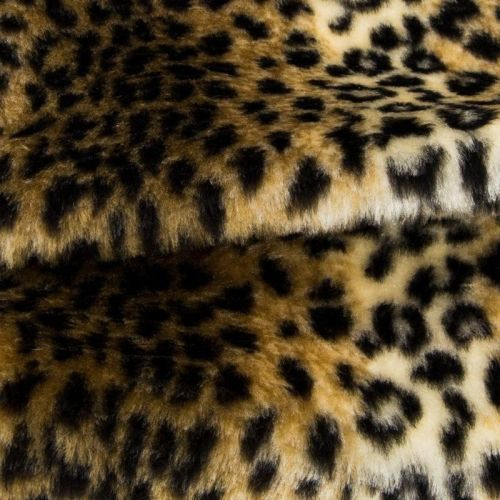Cheeter Fur Fabric PelFurCheeter