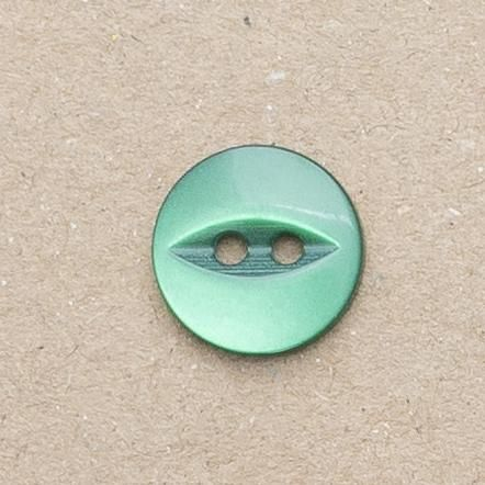 CP16-35 18mm Fish Eye Buttons -Bottle Green