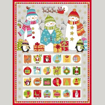 New 2106 Festive Christmas Advent Calendar